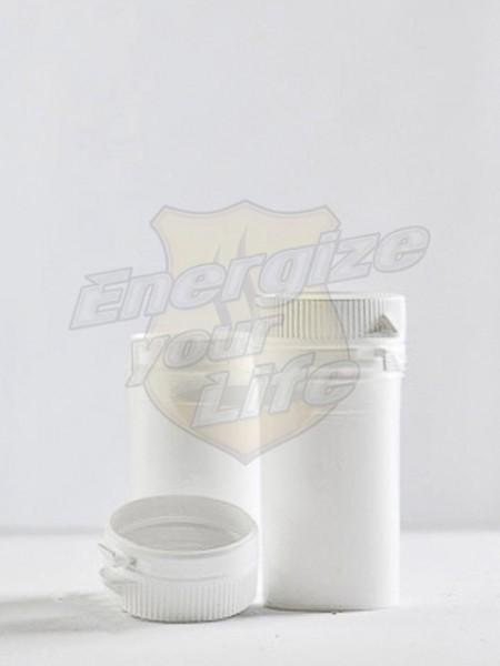 Kunststoffdose mit Originalitätssicherung
